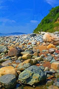 On the Rocks by John Ellis