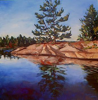 On The Rocks by Monica Ironside