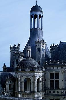 On the Roof of Chambord by John Tschirch