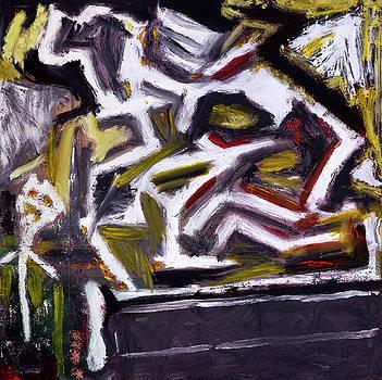 On the Run by Benjamin Esfandi
