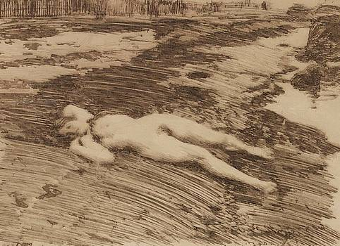 Zorn Anders - On The Sands 1916