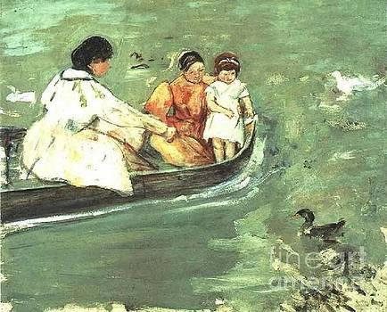 Cassatt - On The Water