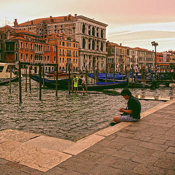 On the Waterfront by Anne Kotan