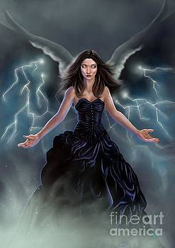 On the Wings of the Storm by Amyla Silverflame