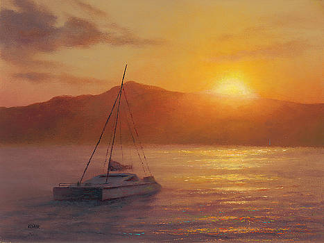 On to Lanai by Steve Kohr