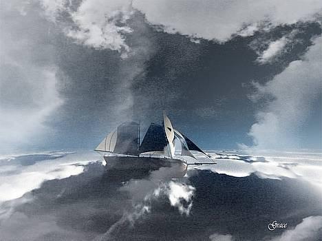 On Troubled Seas by Julie Grace