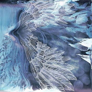 On wings by Brenda Erickson