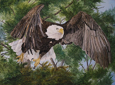 On Wings Like Eagles by Theresa Higby-LEP Available