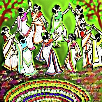 Onam Festival by Latha Gokuldas Panicker