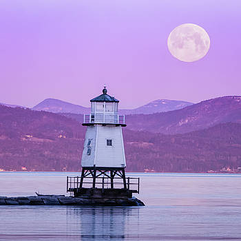 Once in a Blue Moon #1 by Dave Schmidt