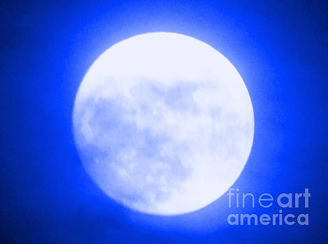 Once in a Blue Moon by Carol Eliassen
