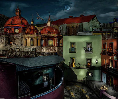 Once Upon a Night by Barry Weiss
