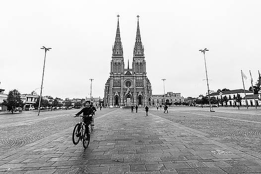 One Big Religious Wheelie. by Nathan Larson