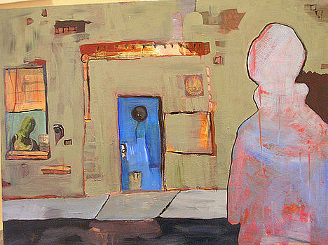 One Block to the left by Karen Geiger