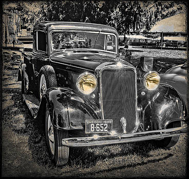 Thom Zehrfeld - One Cool 1935 Dodge Pickup