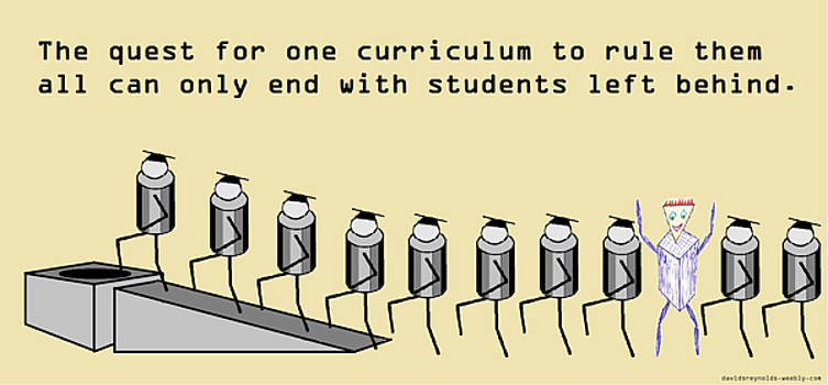 One Curriculum by David S Reynolds