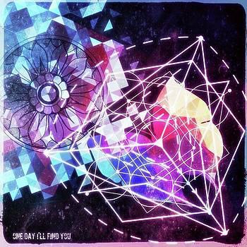 One Day I'll Find You #digitalart by Michal Dunaj