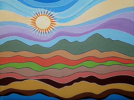 One Fine Day II by Carol Sabo