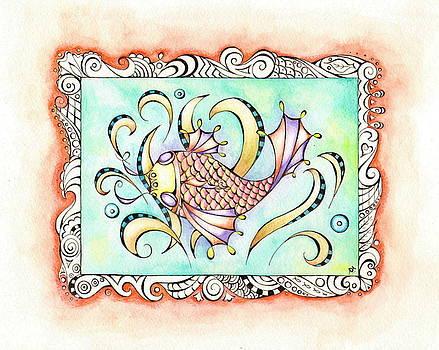One Fish by Adrienne Allen