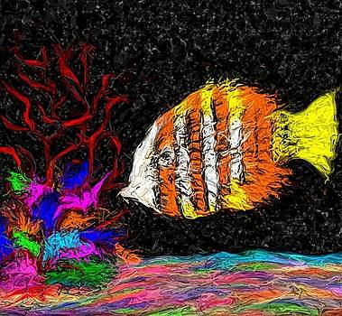 One Fish Of Many by Becky Kurth