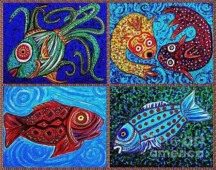 Sarah Loft - One Fish Two Fish