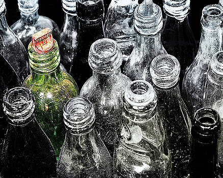 One Green Bottle by Max Shindler