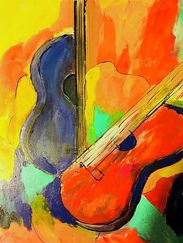 One Guitar by Carol Stanley