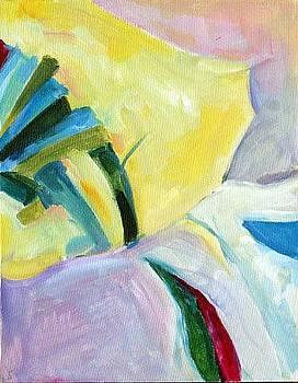 One In A Million Yellow by Ewa BOROWKA