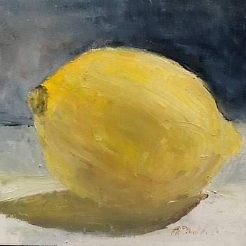 One lemon by Bobbie Frederickson