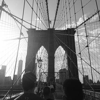 One More Of #brooklynbridge by Shauna Hill