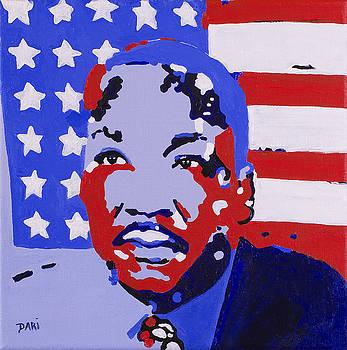 Dari Artist - One Nation Under One Flag