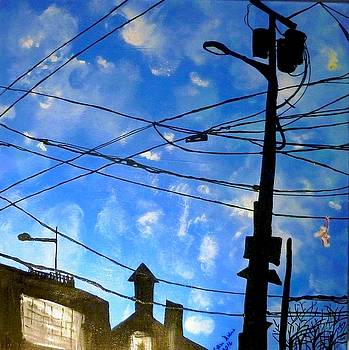 One Philly Sky by Lilliana Didovic