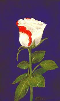 One Rose by Anastasiya Malakhova