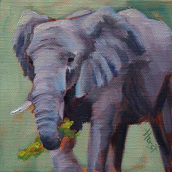 One Tusk by Elaine Hurst