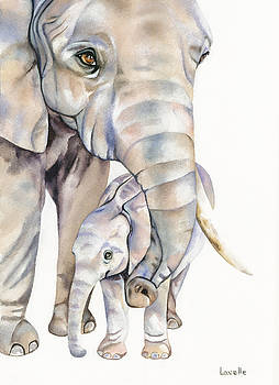 One Tusk by Kimberly Lavelle