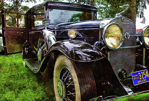 Thom Zehrfeld - One Very Nice 1931 Caddy