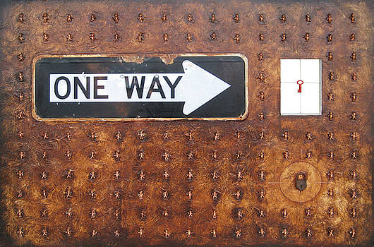 One Way. 2008. by Daniel Pontet