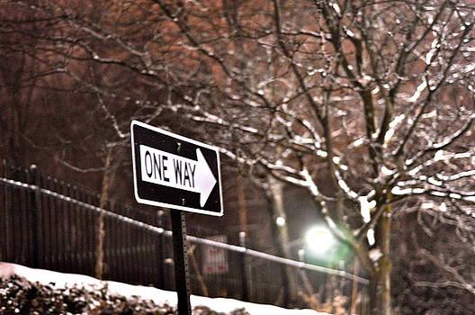 One Way by Sara Kennedy