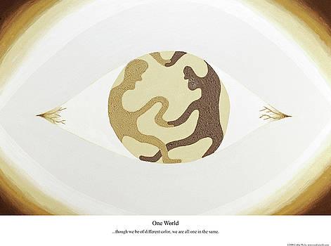 Cedric Wells - One World