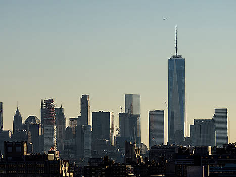 One World Trade Center by Alan Roberts