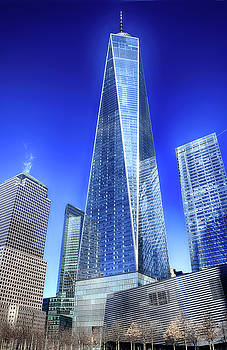 One World Trade Center by Dyle Warren