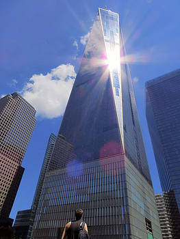Nina Bradica - One World Trade Center