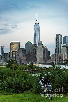 One World Trade Center by Zawhaus Photography