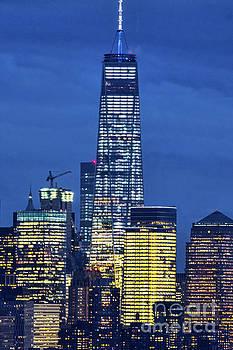 Regina Geoghan - One World Trade -Twilight Hour