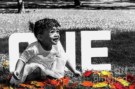 One Year Old by Diana Mary Sharpton
