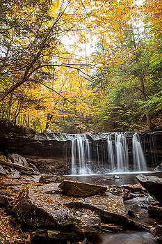 Oneida Falls 2 by John Daly
