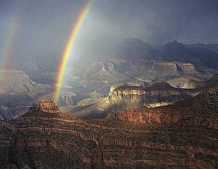 O'Neill Butte Rainbow by Mike Buchheit