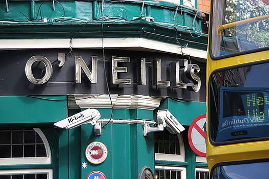 O'neill's Pub by Shana Sanborn
