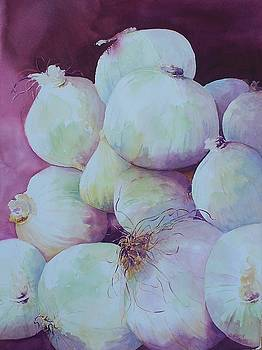 Onions by Celene Terry