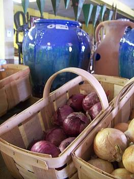 Onions For Sale by Susan Kneeland
